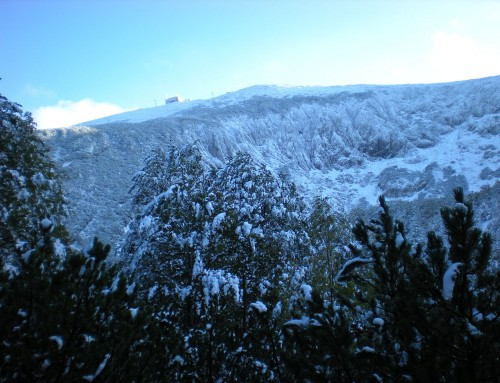 Montagna Bjelasnica